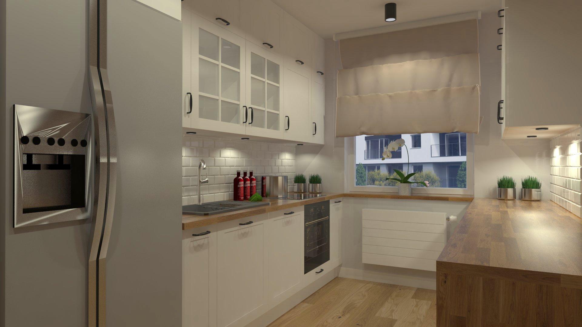 kuchnie Gorzów, projekt