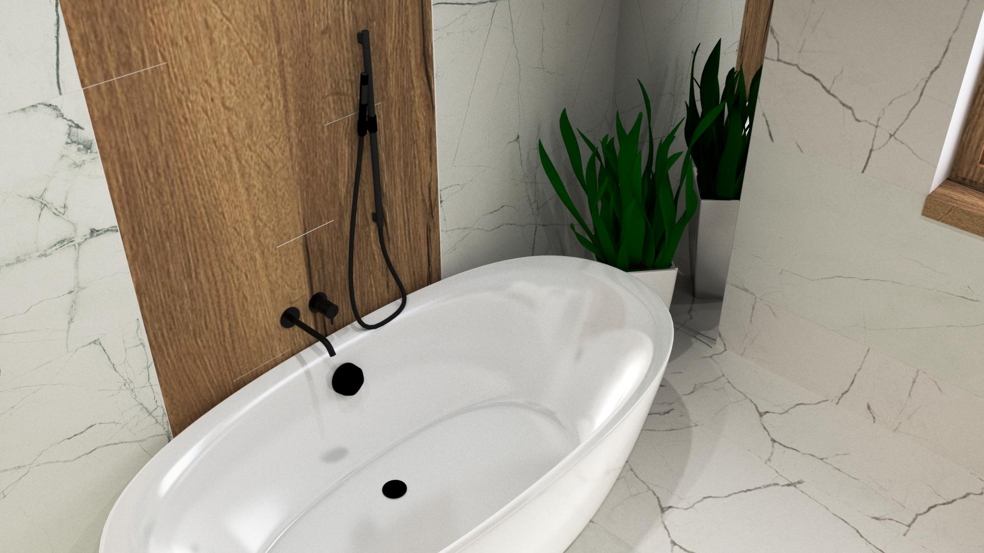 projekt łazienki 016